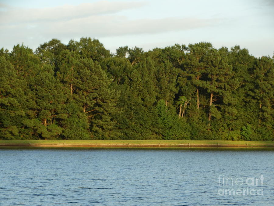 Serinity Lake Photograph