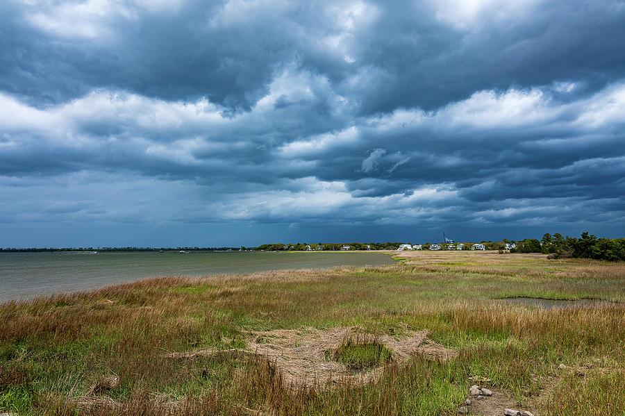 Serious Clouds by Ree Reid