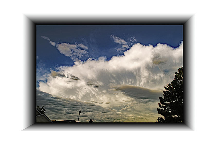Serious Clouds by Richard Risely