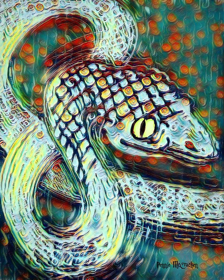 Serpent by Pennie McCracken
