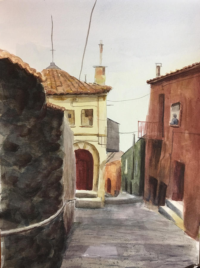 Sersale Street by Mimi Boothby
