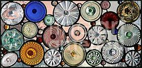 service de verre plats congeles by Kasey Jones