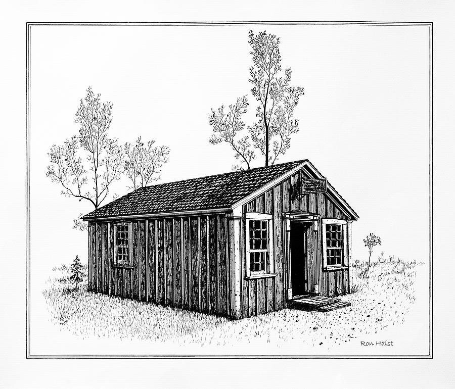 Seth Fathergill's Print Shop by Ron Haist