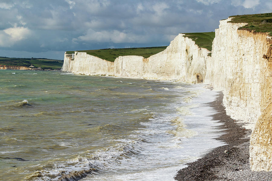 Seven sisters cliffs 02 by Chris Smith