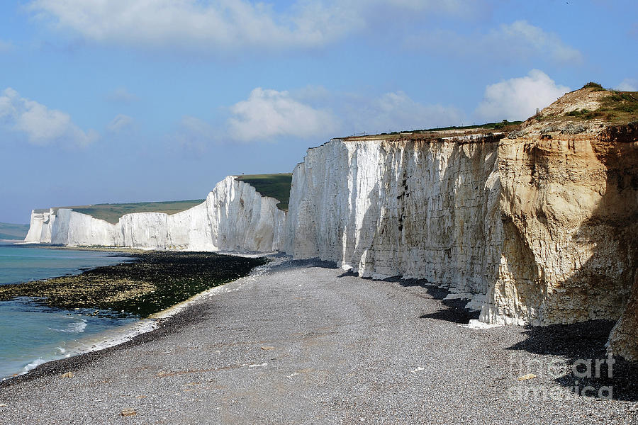 Seven Sisters Photograph - Seven Sisters by Scott D Welch