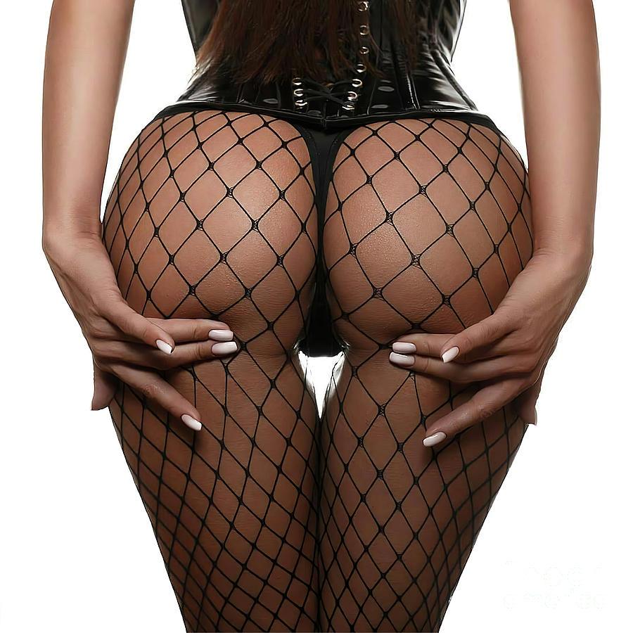 Erotic ass butt