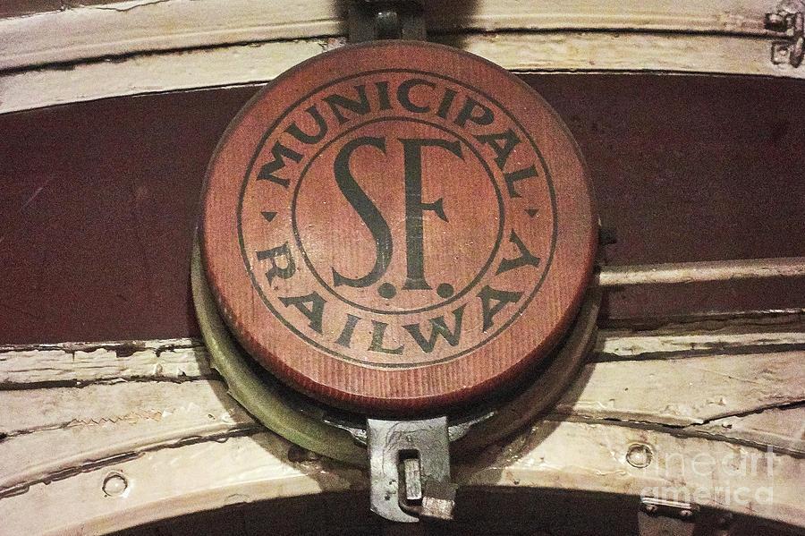 SF Muniiciple Transit by Steve Ondrus