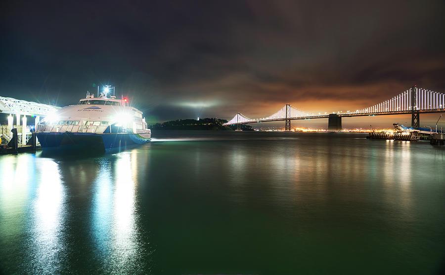 SFO pier by Suguna Ganeshan