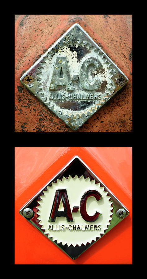 Allis Photograph - Shades Of Allis Vertical by Luke Moore