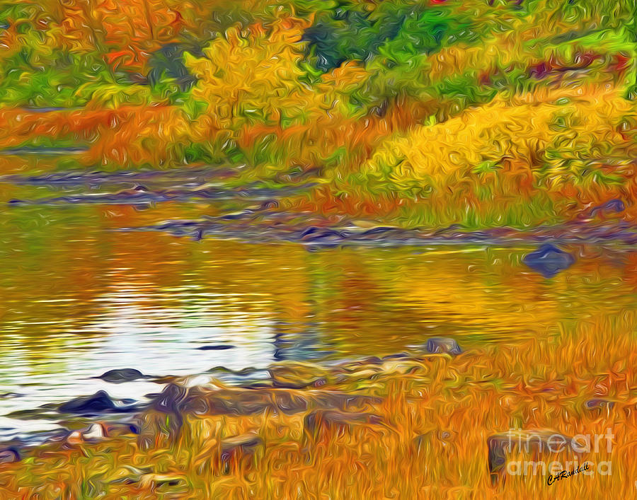 Shades of Autumn by Carol Randall