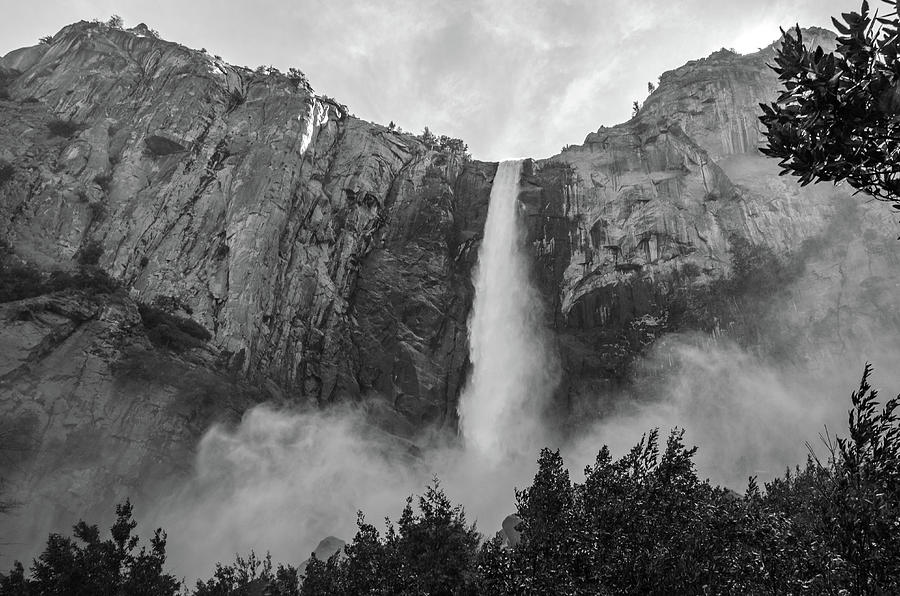 Shades of Bridalveil by Douglas Wielfaert