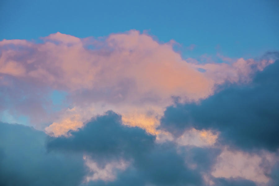 Shades Of Clouds by Uncle Arny