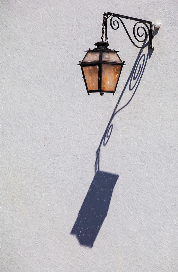 Shadow Lamp by David Letts