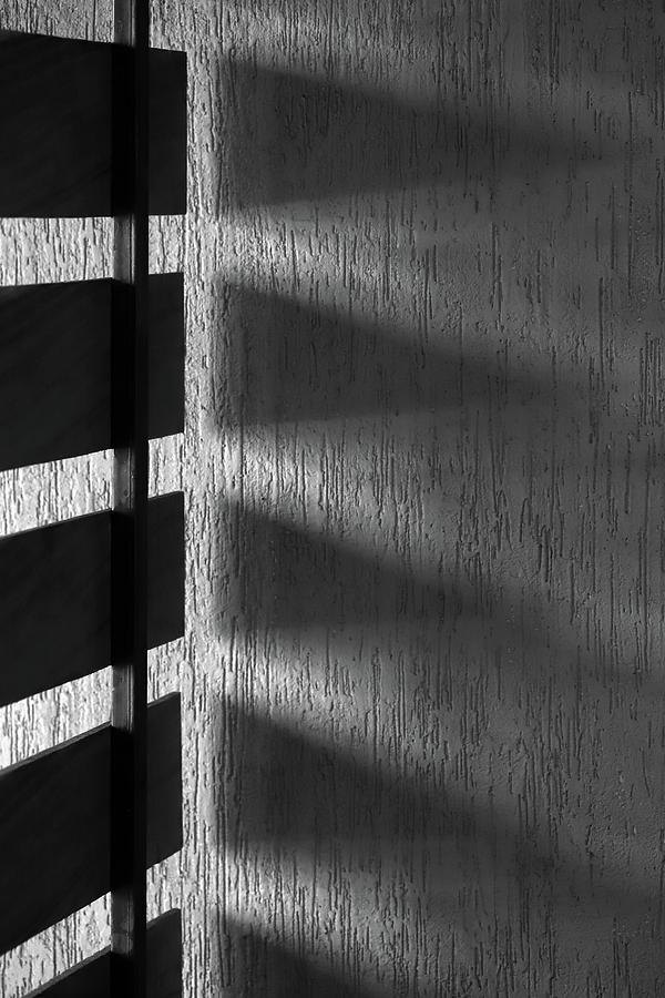 Shadow Triangles by Prakash Ghai