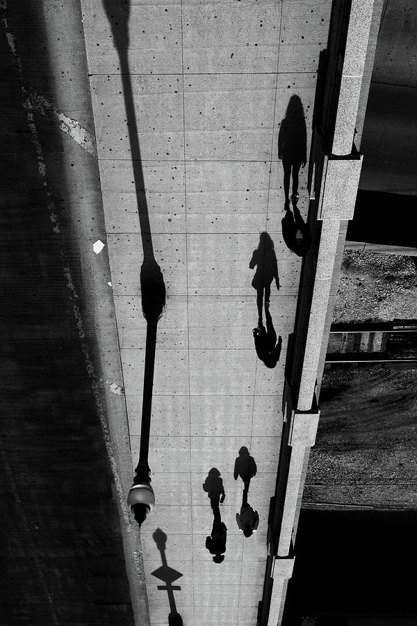 Shadow Walk by David Oakill