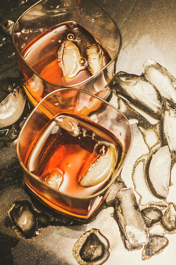 Beverage Photograph - Shaken Not Stirred by Jorgo Photography - Wall Art Gallery