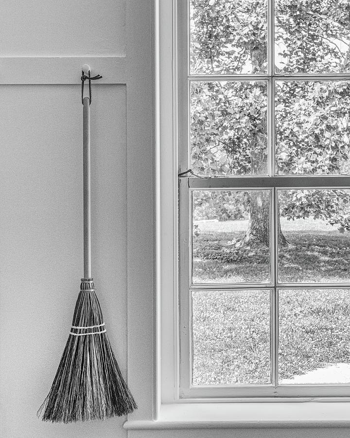 Shaker Broom by Joseph Smith