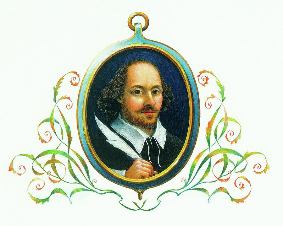 Shakespeare by Lynn Bywaters