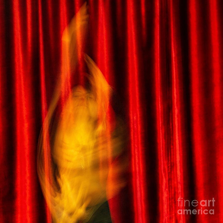 Shakti Dance 2 by Agnieszka Ledwon