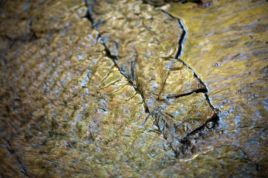 shale stream by Jerry Daniel