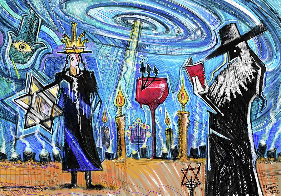 Shamayim 101 by Yom Tov Blumenthal