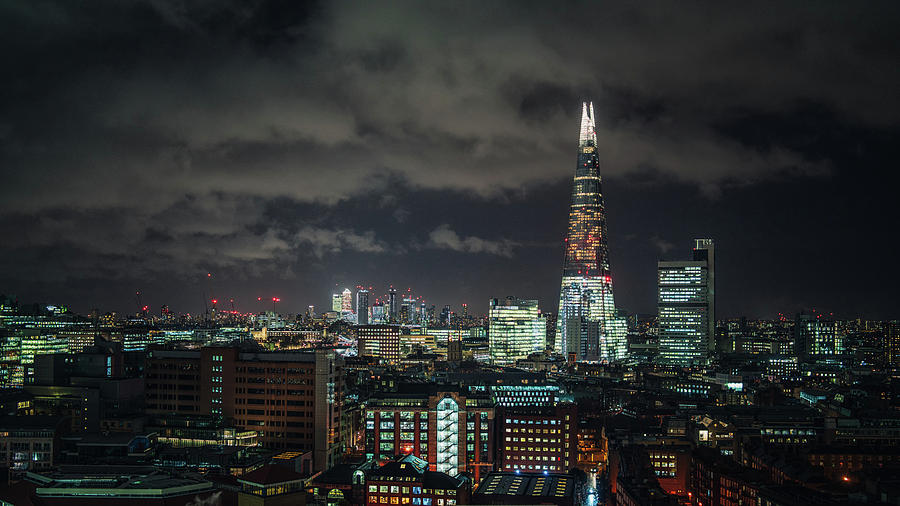 Shard Night by James Billings
