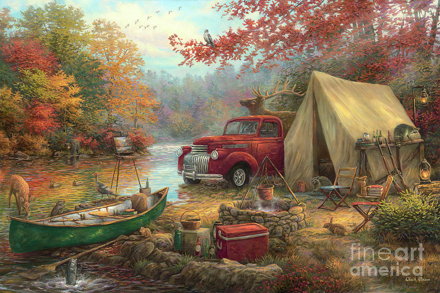 Share the Outdoors by Chuck Pinson