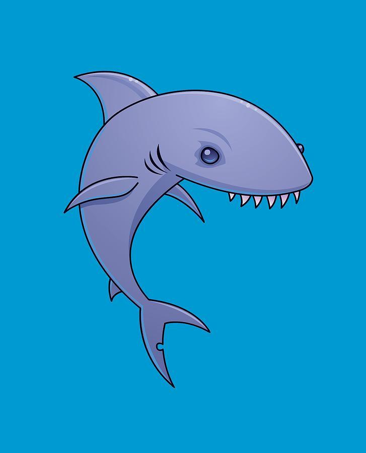 Sharky Digital Art