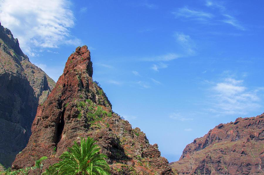 Sharp rock in Masca by Sun Travels