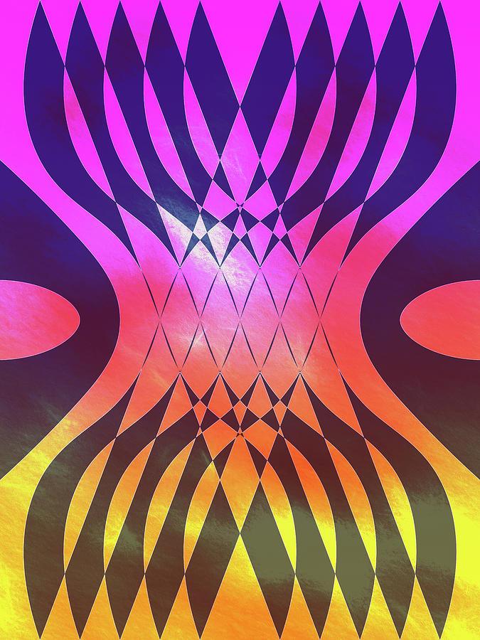 Sharpest Symmetry  by Jason Fink