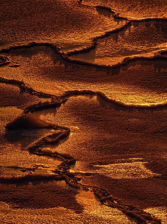 Shattered Gold by Irwin Barrett
