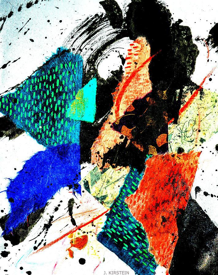 Shazamo Panel 2 by Janis Kirstein