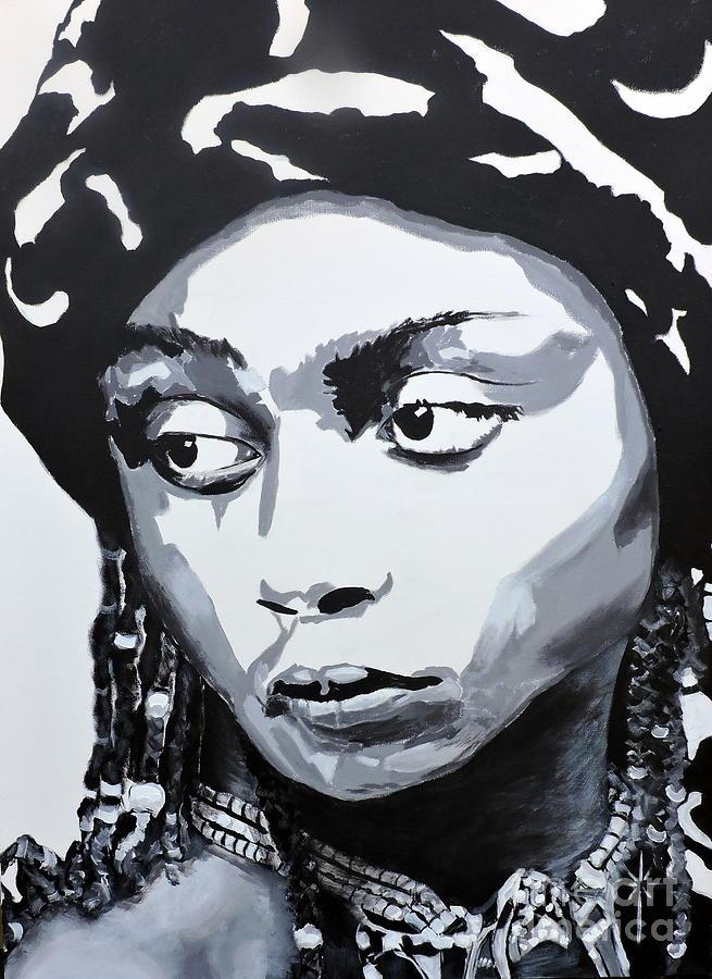 SHE by Jodie Marie Anne Richardson Traugott          aka jm-ART