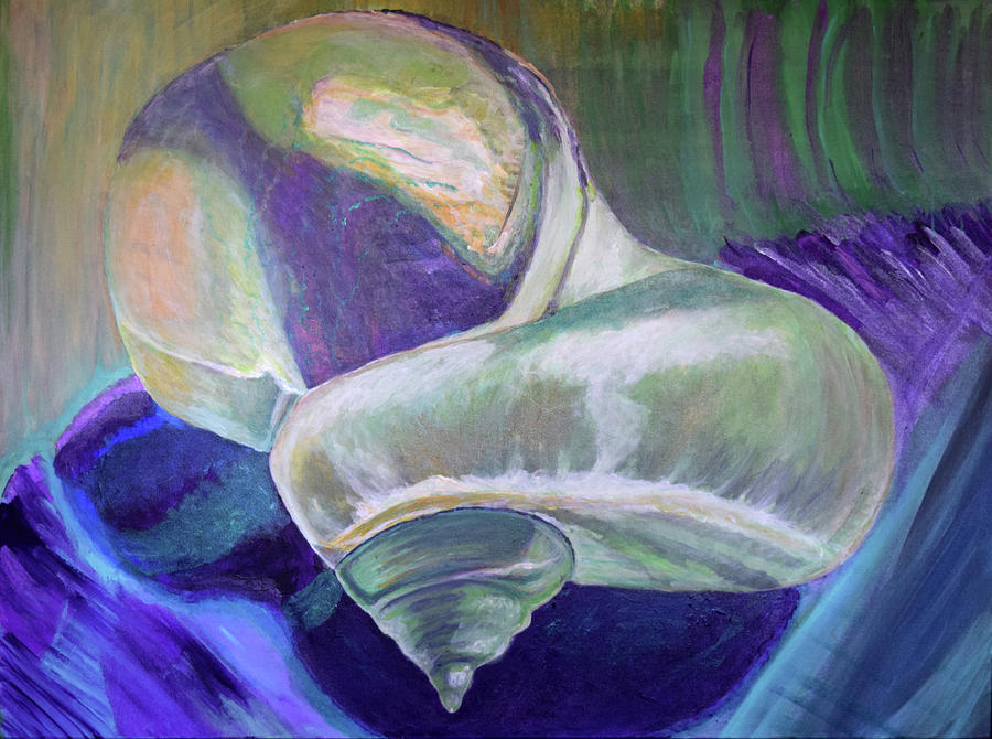 SHE-SHELL by Toni Willey