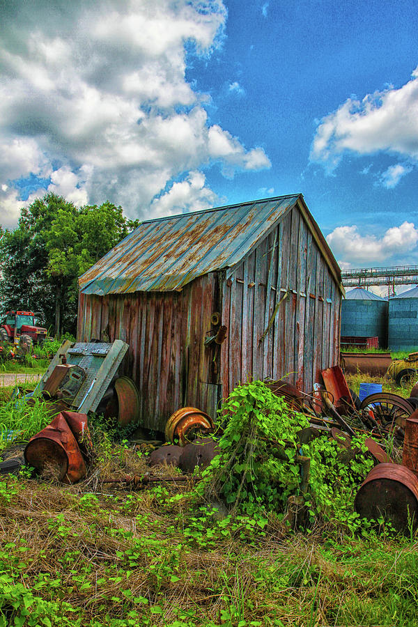 Shed 2 Photograph