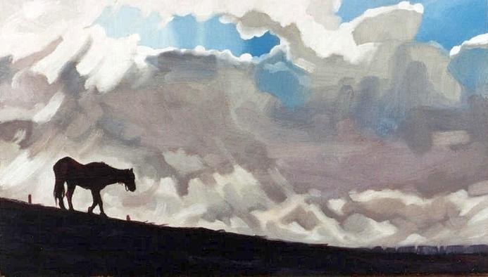 Sheena's Sky by Phil Chadwick