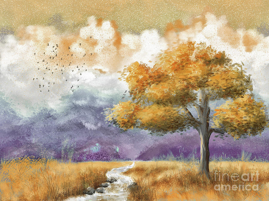 Shenandoah Autumn by Lois Bryan