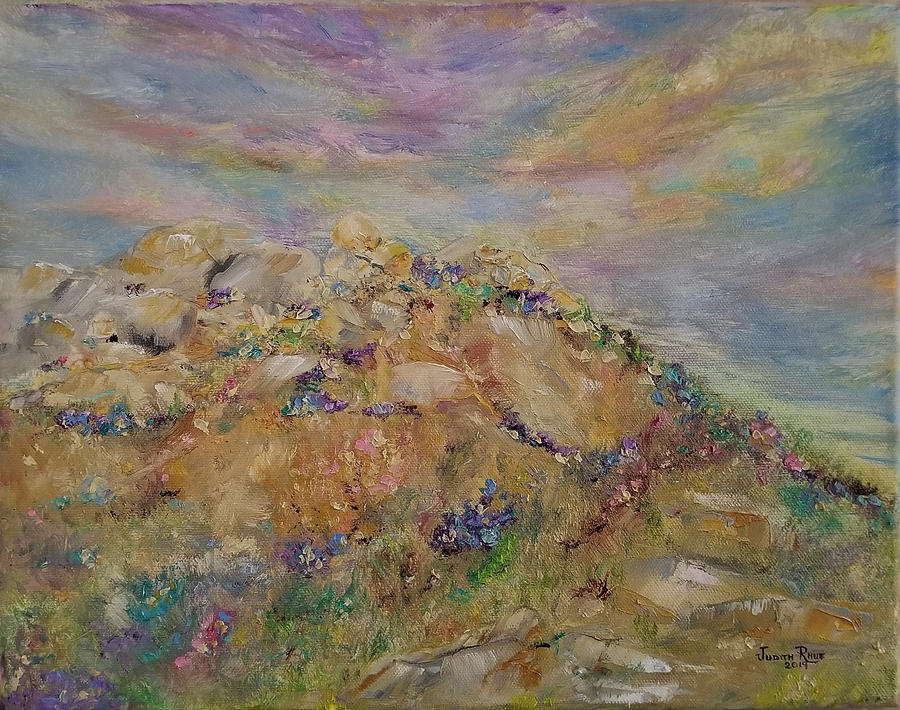 Sherbert Knoll by Judith Rhue