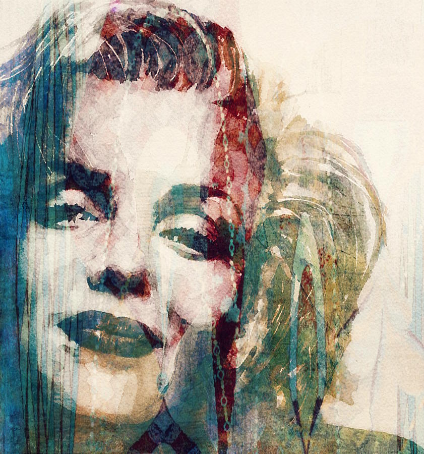 Marilyn Monroe Mixed Media - Shes Always A Women To Me  by Paul Lovering