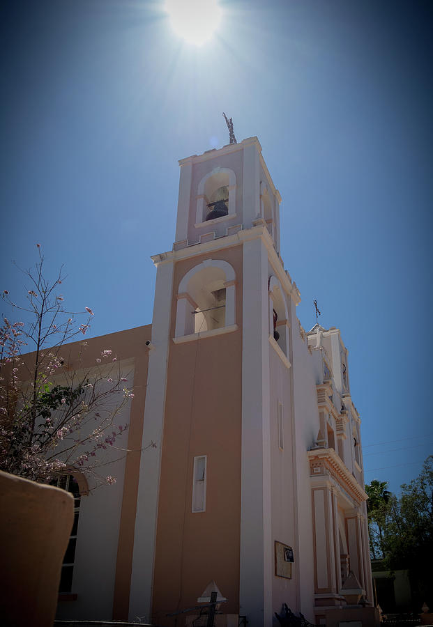 Shining on the Mission by Jean Noren