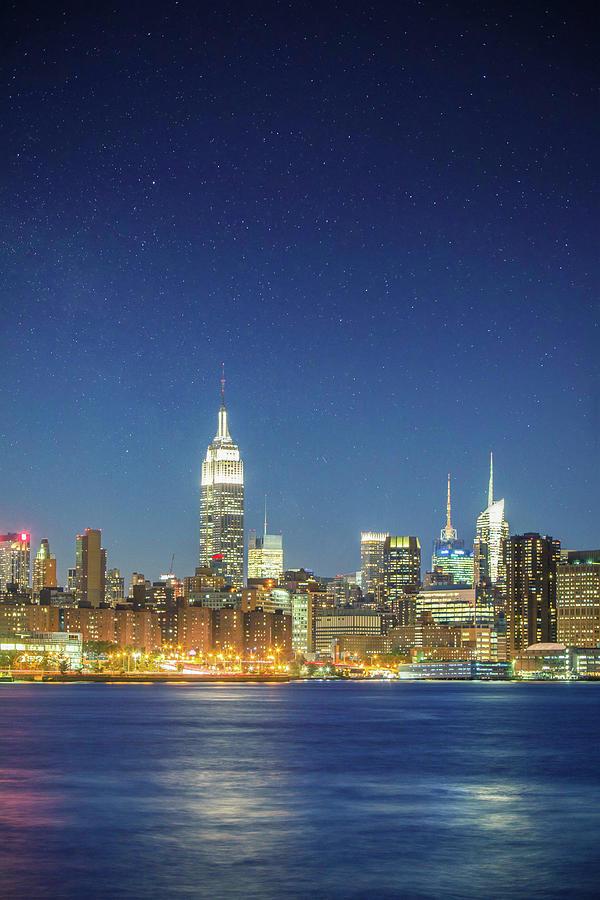 Shiny New York Photograph by Xavierarnau
