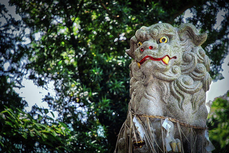 Shioiri Neno Shrine by William Chizek