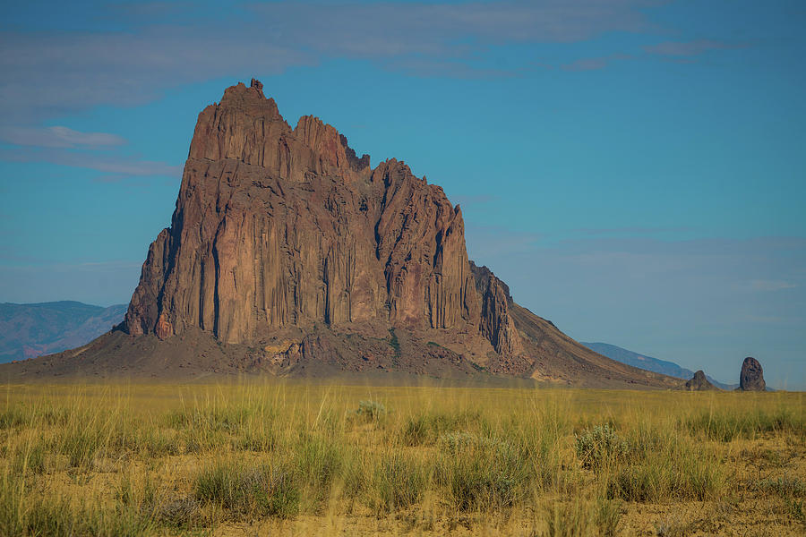 Shiprock Pinnacle Peak by James BO Insogna