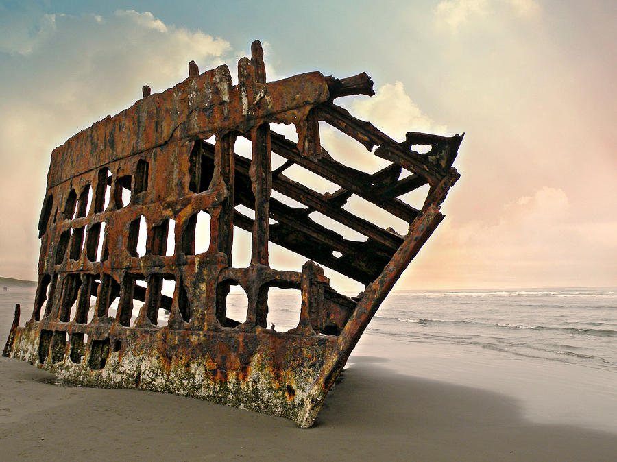 Shipwreck by Micki Findlay