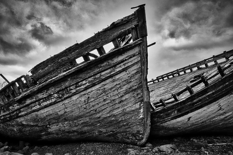 Shipwrecks On The Isle of Mull #3 - Scotland by Stuart Litoff