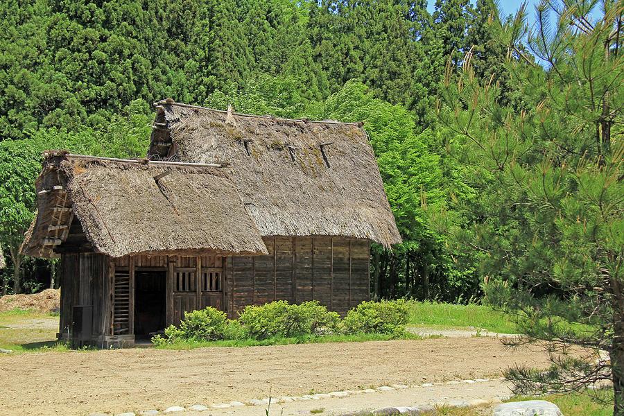 Shirakawa-go Village, Japan by Richard Krebs