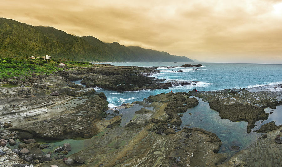 Shitiping East Coast National Scenic Area by Craig Bowman