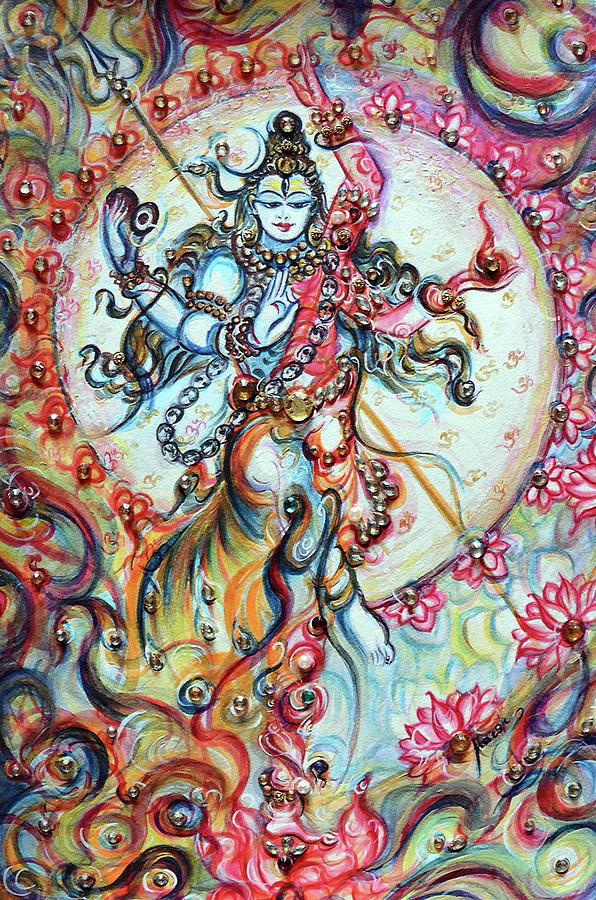 Shiva Shakti - Dancing  by Harsh Malik