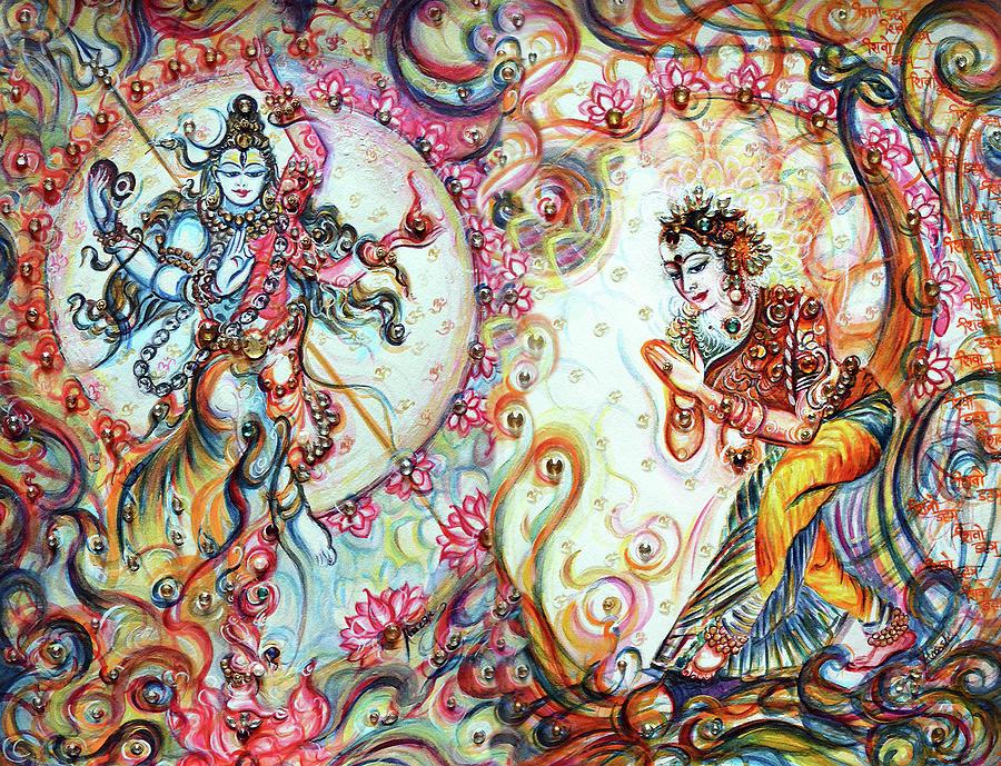 Shiva Shakti - devotional Dance  by Harsh Malik