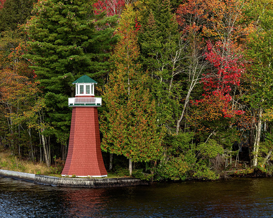 Shoal Point Lighthouse by Rod Best
